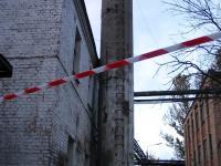 Демонтаж бетонной трубы